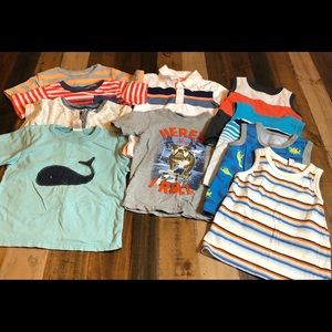 Boys 3T shirts Bundle